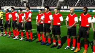 ea fifa online world cup south africa 2010 gameplay honduras vs chile