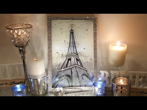 Diy paris room decor