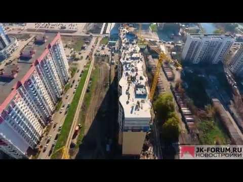 Жилой комплекс «Авангард»: Новостройки в Голосеевском районе