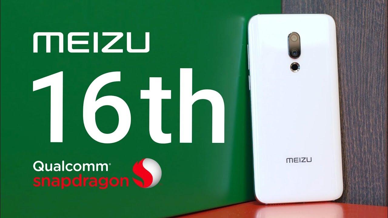 Обзор Meizu 16th в играх: лучший на Snapdragon 845