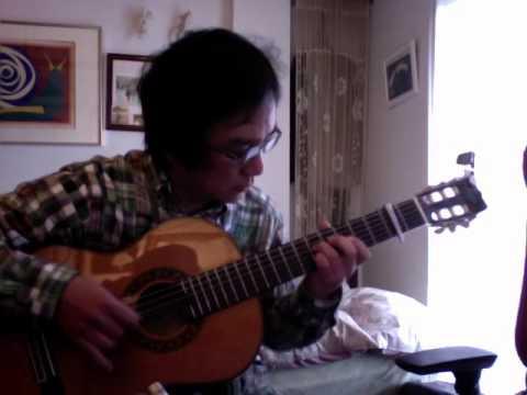 Anji(Fingerstyle Guitar)