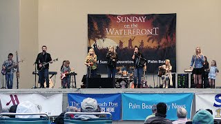 The Willis Clan - Sunday on the Waterfront - January 17, 2016