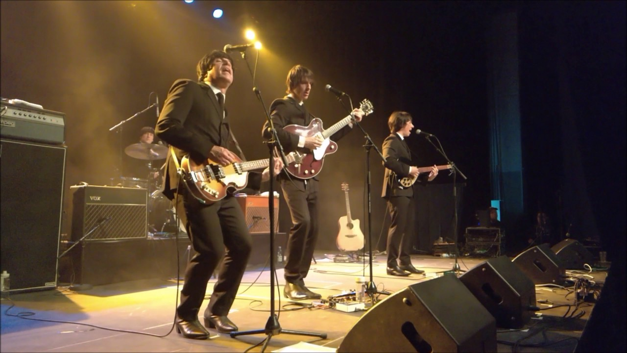 Image result for help beatles tribute band montreal