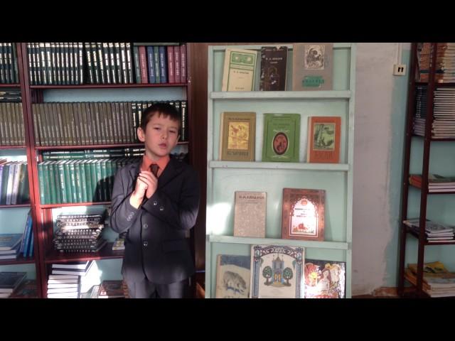 Изображение предпросмотра прочтения – ИльзиннатЗиннатуллин читает произведение «Стрекоза и Муравей» И.А.Крылова
