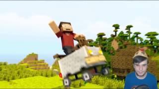 GÜLMEME CHALLENGE (Minecraft Versiyon)