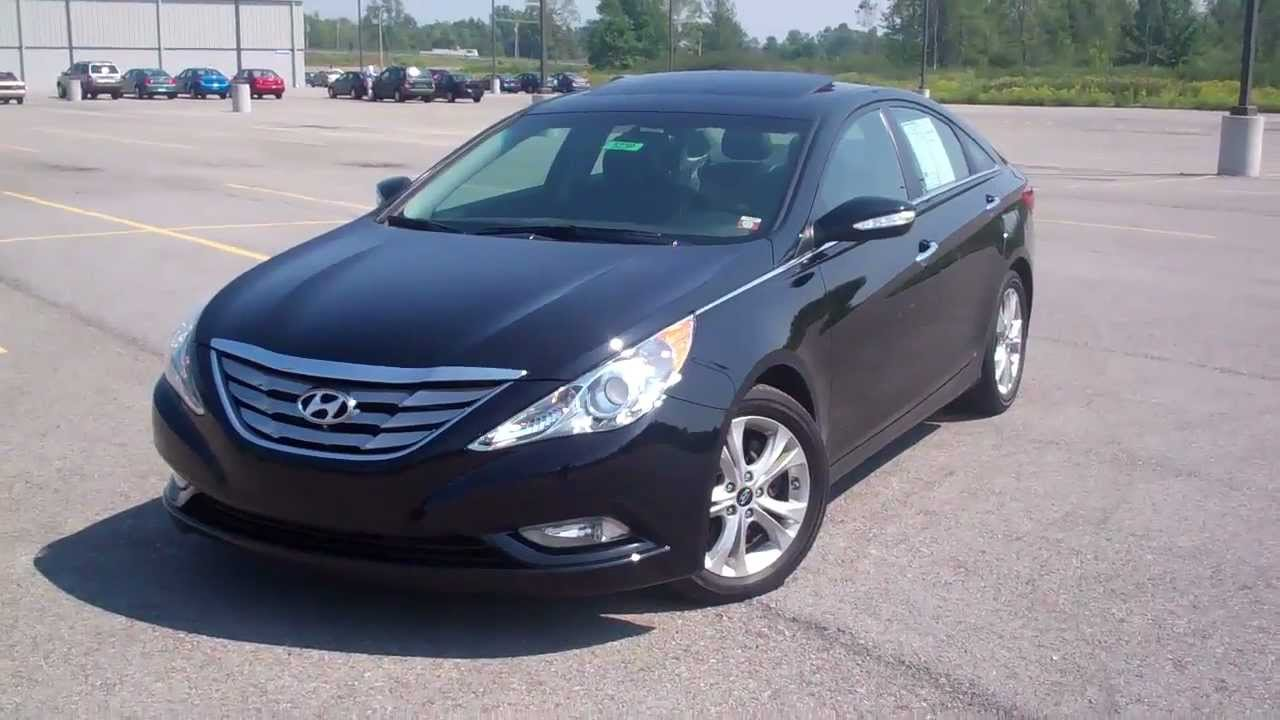 2011 hyundai sonata limited certified pre owned youtube. Black Bedroom Furniture Sets. Home Design Ideas