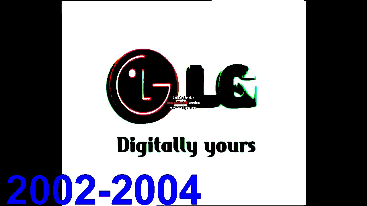 GoldStar LG Logo history 1992-2017 in G Major 6(FIXED,REQUESTED)