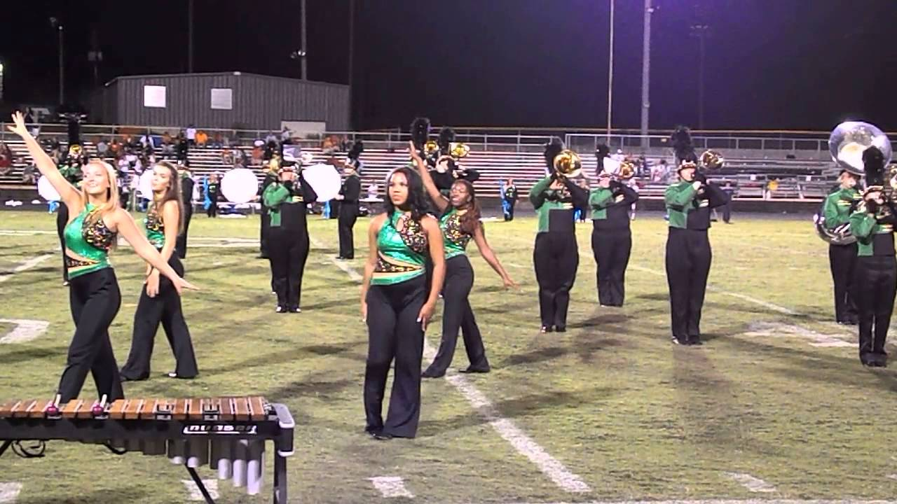 91313 Franklin County High School Marching Band Youtube