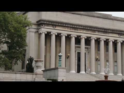 Columbia University tour part 1
