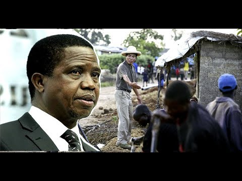 President Lungu charged that it will not help Zambia to cry about Chinese