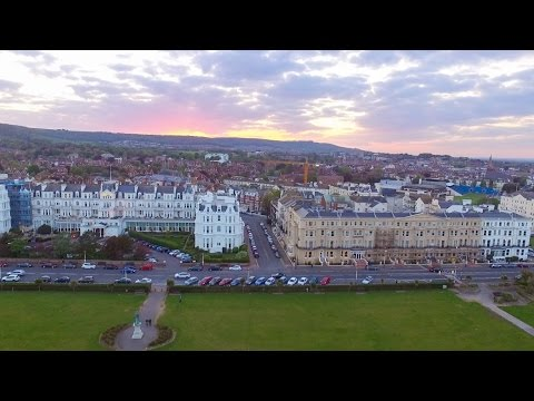 The nice views of Eastbourne - 2016