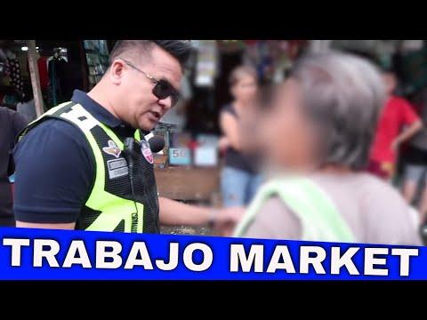 Trabajo Market - MMDA