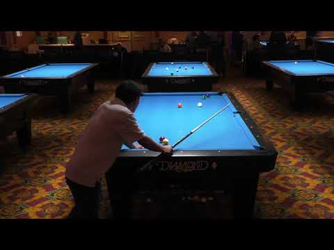 Chris Melling (1) 🏴󠁧󠁢󠁥󠁮󠁧󠁿 - Dennis Orcullo (1) 🇵🇭 | Derby City Classic 2018 | 9-BALL
