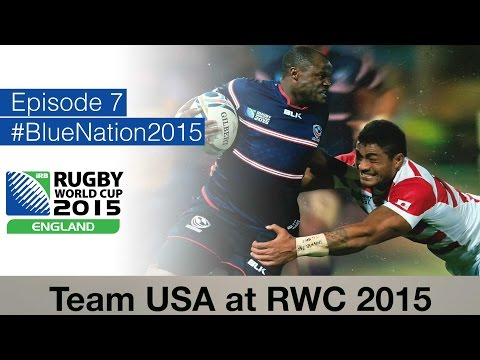 USA at Rugby World Cup - Episode 7  - JAPAN #RWC2015