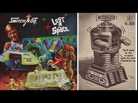 Sears 1960 S Christmas Toys Youtube