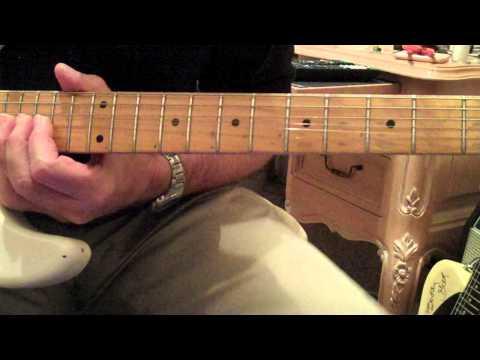 My Favorite Hendrix Jam on a Vintage 1959 Fender Bassman