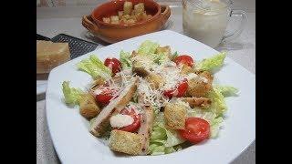 Reteta Salata Caesar