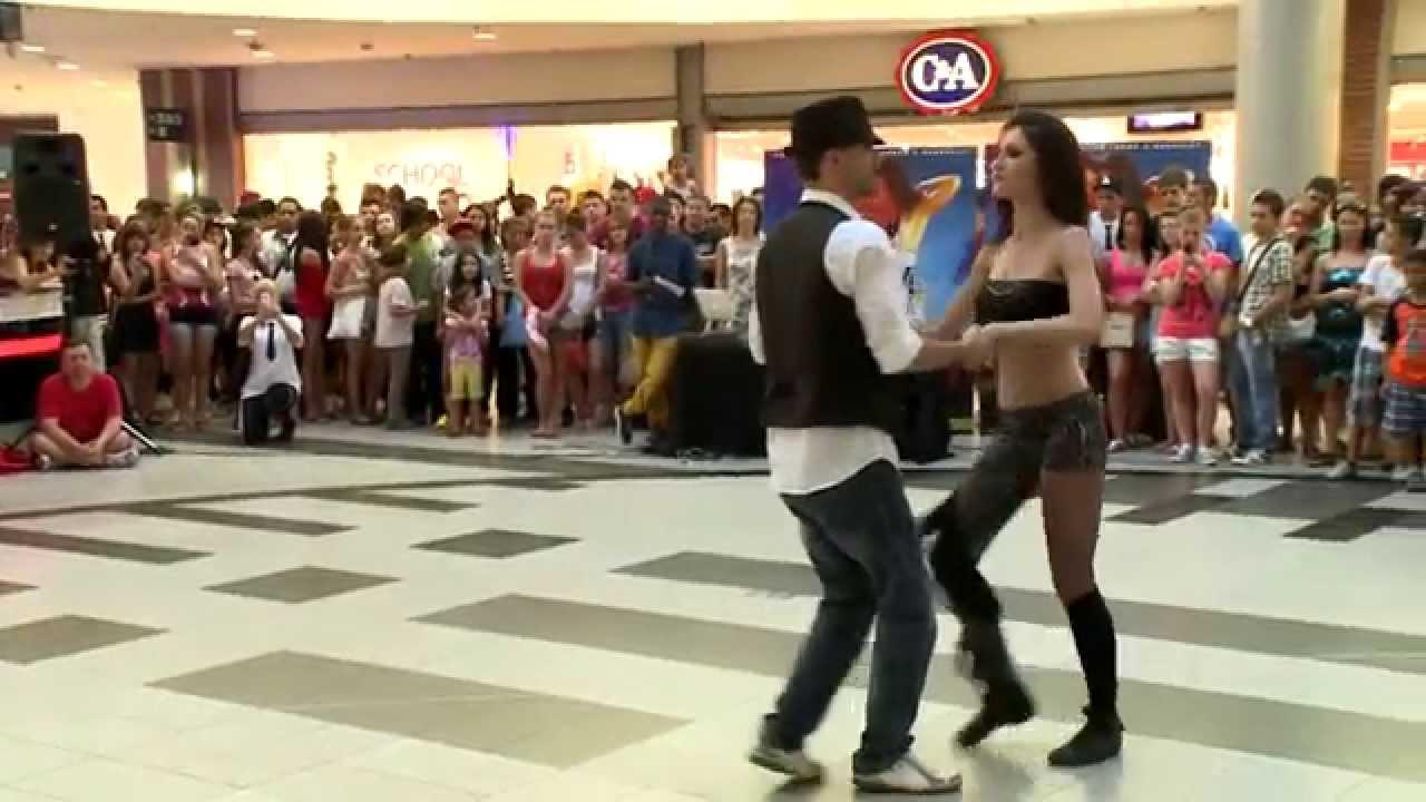 SALSA PANTERA - STEP UP 4. - Forradalom - DANCE JAM - YouTube