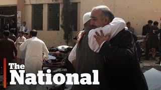 Dozens killed in Pakistan bombing