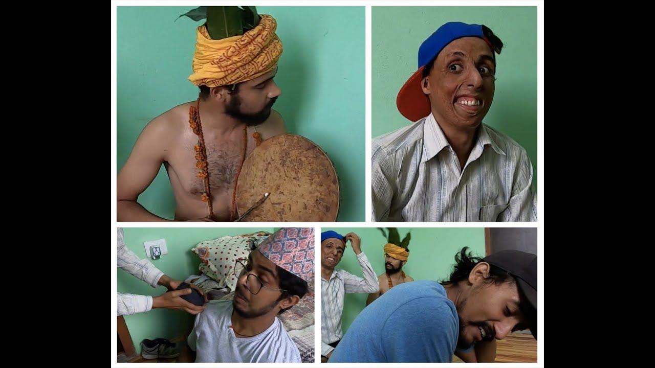 बर्बाद बनायो झाँक्रीले || 123GO Nepal ||