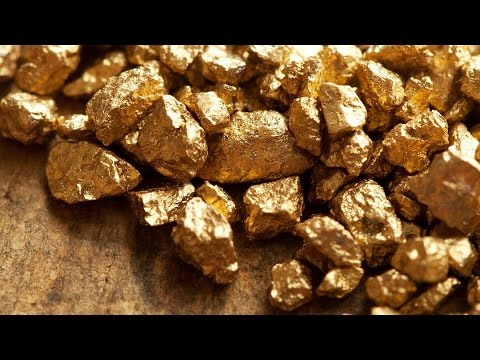 Gold - How its made