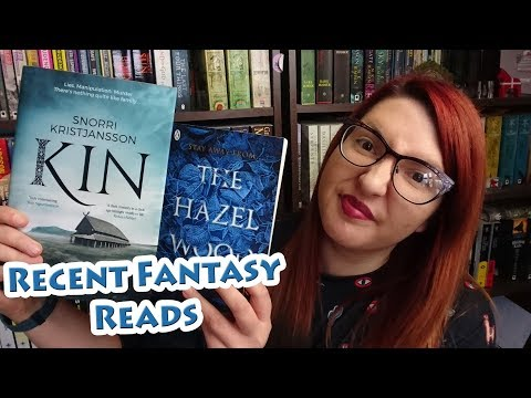 Kin | The Hazel Wood | Book Reviews