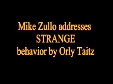 Is Orly Taitz an Obama Operative? Mike Zullo on Orly's STRANGE behavior!