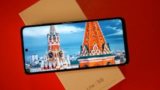 Новейший смарт на Snapdragon 750 - Xiaomi Mi 10T Lite (5G) / Арстайл /