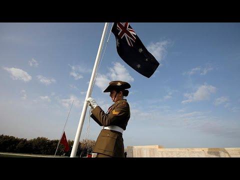 آلاف الأستراليين والنيوزيلنديين يحيون ذكرى معركة غاليبولي في تركيا…  - نشر قبل 57 دقيقة