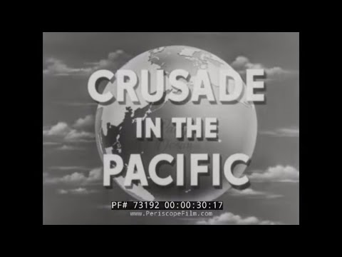 """CRUSADE IN THE PACIFIC TV SHOW EPISODE 1 """"Pacific in Eruption"""" 73192"""