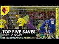 Top Five Saves 🔥   Heurelho Gomes