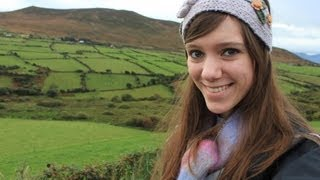 AMERICAN CHICK GOES TO IRELAND AND THE UK