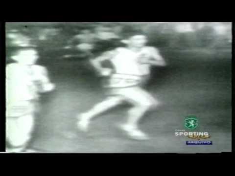 Atletismo :: Manuel Faria vence 34ª edição da São Silvestre de São Paulo a 31/12/1956