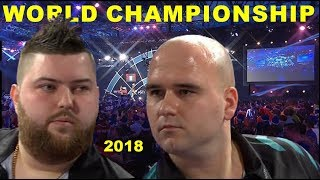 Smith v Cross (R2) 2018 World Championship