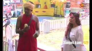 Sandy vs sherin | sandy master |sherin|big boss troll| tamil comedy |funny video