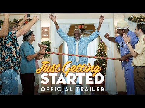 Just Getting Started Official Trailer (2017) - Broad Green Pictures