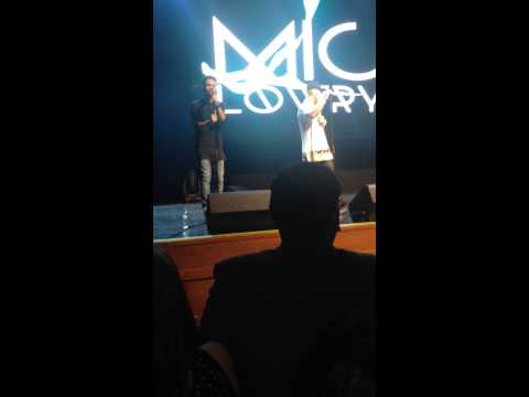 Heart of Yours by MicLowry (Supporting act for Boyz II Men on their London Tour O2 Indigo)