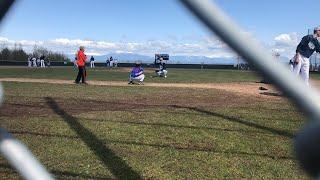 Finally have some sunshine! Baseball camp!