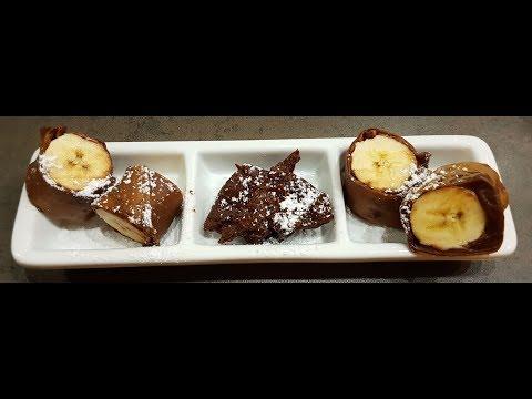 crÈpes-a-la-banane-faÇon-maki,-recette-facile-chandeleur-thermomix