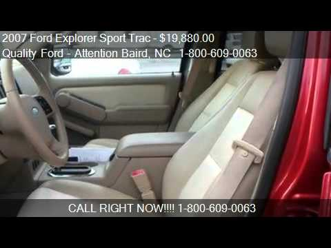 2007 Ford Explorer Sport Trac Limited 4.6L 4WD - for sale in
