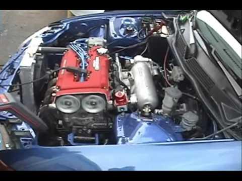 inline racing 225whp b series blast part 1