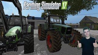 Farming Simulator 17 W pogoni za kasą #36 wywóz słomy bo kasy brak ;)