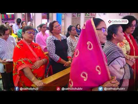 6th Day of Novena of Nine Tuesdays to ST Anthony Padua English Mass 22 05 18