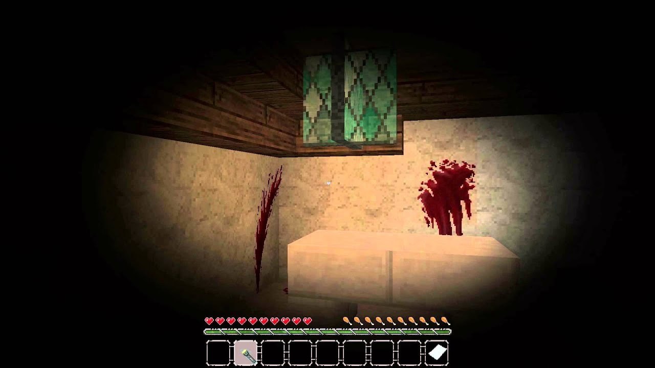 ★當個創世神★Minecraft《籽岷的1.8恐怖解謎 精神病院 The Asylum》 - YouTube