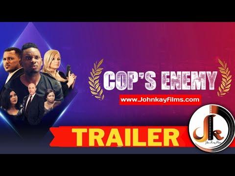 Cop's Enemy Official Trailer By John K-ay | Wema Sepetu | Van Vicker | Aunty Ezekiel