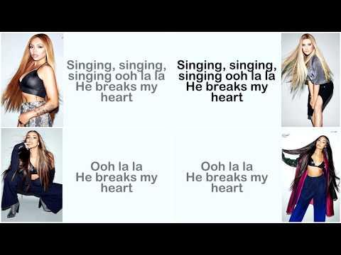 Little Mix - American Boy [Lyrics]