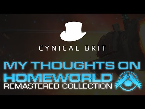 TotalBiscuit's Thoughts on Homeworld Remastered