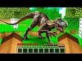 JURASSIC WORLD INDORAPTOR IN MINECRAFT! (Jurassic World: Fallen Kingdom)