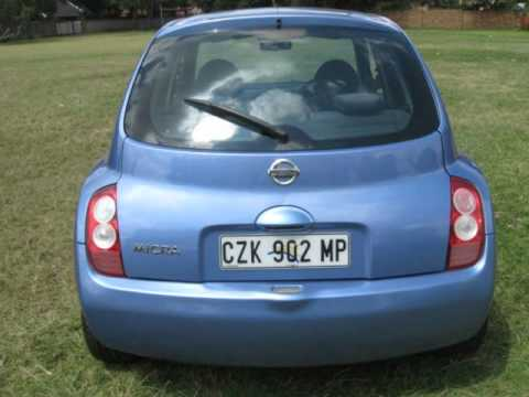 2005 NISSAN MICRA Auto For Sale On Auto Trader South Africa - YouTube
