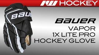 Bauer Vapor 1X LITE Pro Glove Review